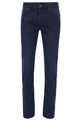 BOSS Delaware BC-l-p Vaqueros Slim, Azul (Dark Blue 401), W31/L34 (Talla del Fabricante: 3134) para Hombre