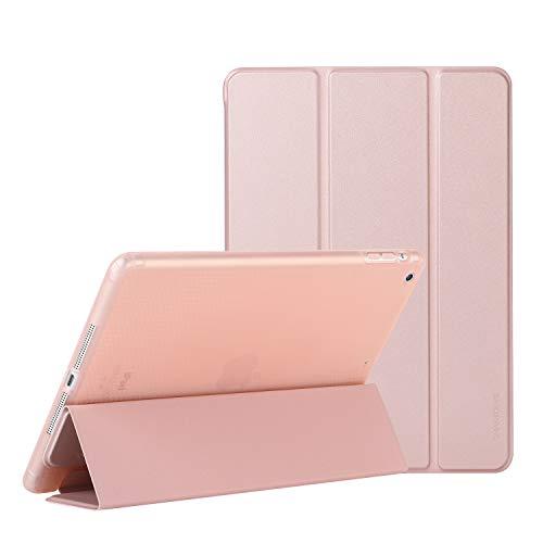 SmartDevil Custodia Protettiva per iPad Mini 1 2 3, Case Leggero e Sottile, Auto Sveglia/Sonno, d'oro