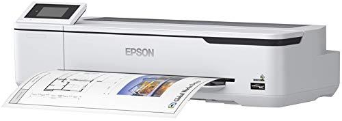 Epson SureColor SC-T3100N - Impresora de Gran Formato, Color Blanco