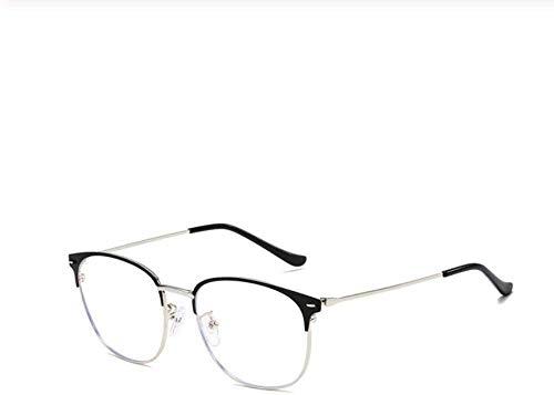ZAWAGU Brillenrahmen Kunst Mode bequem Computer Handy Brillen Männer Frauen Anti Blaulicht Blockierbrillen Gaming Schutz Strahlenschutzbrillen Brillen Brillenrahmen Mode Frauen Accessoires Geschenk
