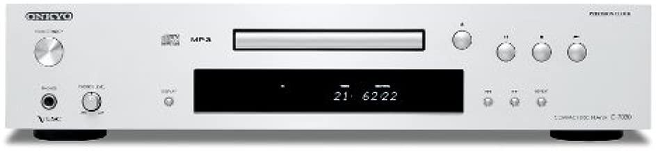 ONKYO CD player silver C-7030 (S)