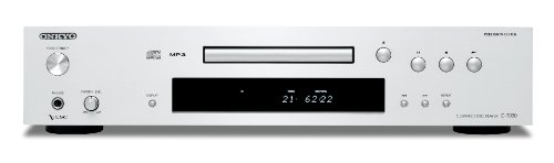 Onkyo C-7030 CD-Player Silber C-7030 (S) [echte Nationale]