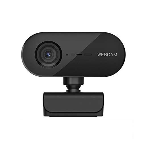 Webcam HD 1080p 2k Computadora Pc Cámara Web con Micrófono USB Plug Mini Webcameras para Transmisión En Vivo Video Llamando Conferencia