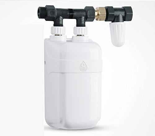 Durchlauferhitzer Dafi 3,7 kW bis 11kW mit Anschlußgruppe + Absperrventil (11kW)