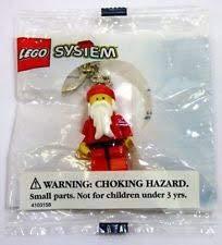 LEGO Santa Minifigure Llavero 3953 (Enbolsado)