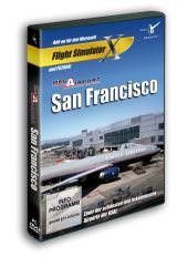 Flight Simulator X - Mega Airport San Francisco (Add-On)