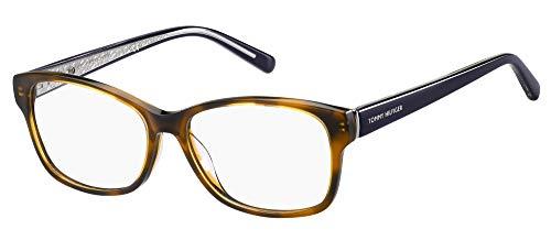 Tommy Hilfiger Brille (TH-1779 086) Acetate Kunststoff havana