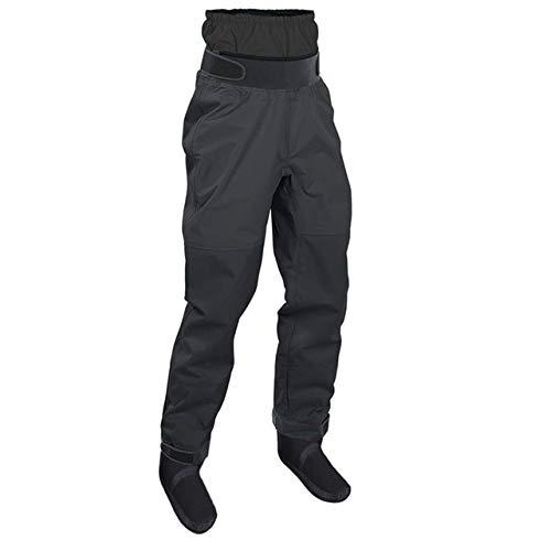 XTYZY Ropa Seca De Tres Capas Pantalones Impermeables De Dos Piezas para Paleta De Agua De Lluvia Kayak De Viaje Aventura Al Aire Libre