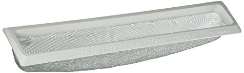 131359600 WE18X53 DRYER LINT SCREEN KENMORE GE NEW pe