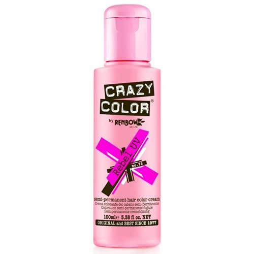 Coloration Crazy Color Rebel UV Rose 100 ml