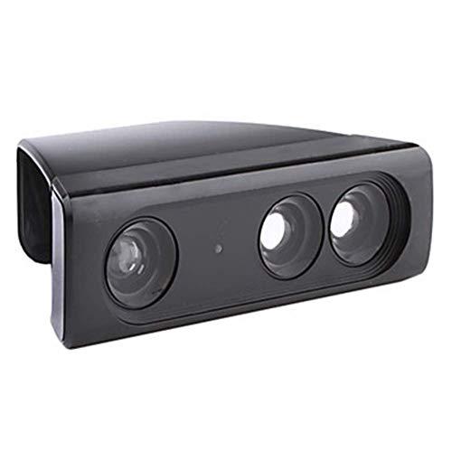 Matedepreso Super Zoom Clips Videospiel Adapter Teile Ersatz Bewegungsfreiheit Zubehör Einfach Heim Leicht Verwendung Werkzeug Range Gewichtsreduzierung Weitwinkel Objektiv für Kinect Sensor