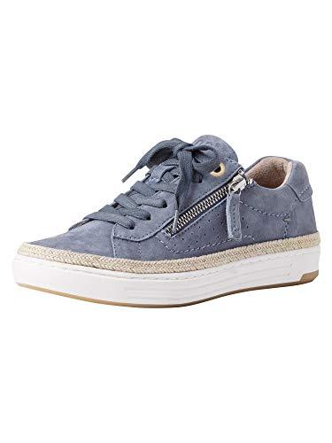 Jana Damen 8-8-23650-26 Sneaker 802 Recycled PET, SOFTL. LEA
