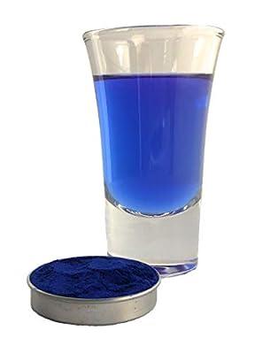 Snowy River Royal Blue Beverage Color - Kosher All Natural Royal Blue Drink Color and Food Color (5g Drink Color)