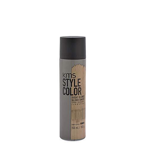 KMS California Style Color Dusky Blonde Tijdelijke kleurspray - Haarkleur zonder zich te ontwikkelen, 150 ml