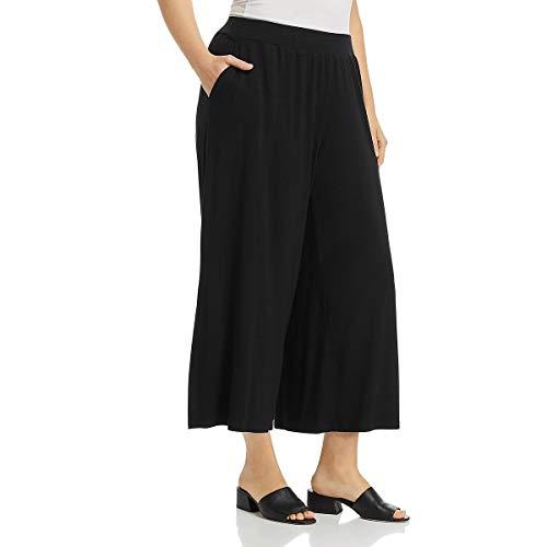 eileen fisher wide leg pants - 7