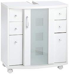 waschbeckenunterschrank mit schubladen im vergleich waschbeckenunterschrank holz. Black Bedroom Furniture Sets. Home Design Ideas