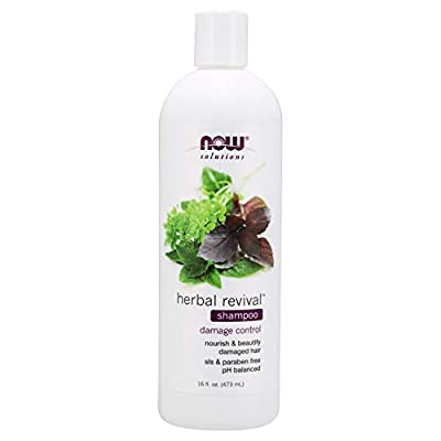 Now Foods - Herbal Revival Shampoo, 16 oz, NOW Foods