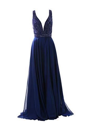 Sherri Hill Abendkleid, Blau 38