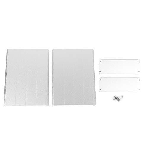 Mecánico Descifrador Aluminio Aleación Caja, Eléctrico Proyecto Recinto Superficie Oxidación Tratamiento 1.25~1.5mm/0.05~0.06 Calor Disipación Aluminio Aleación por Calor Disipación Aluminio