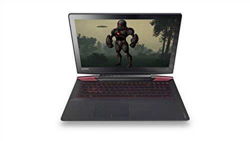 Lenovo Y700 Touch - 15.6 Inch 4K Ultra HD Touchscreen Gaming Laptop (Intel Core i7, 16 GB RAM, 1TB HDD...