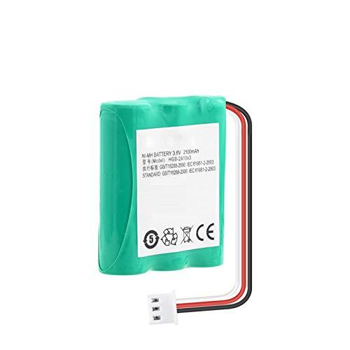 MGLQSB Pc 1 Batería De 3.6v 2100mah Nimh Hgb-2a10x3 Btr2260b Hgb-15aax3 AA, Paquete para TeléFono Huawei 515h Ets2022 Ets2222 Ets2222 Ets2252 Ets3023
