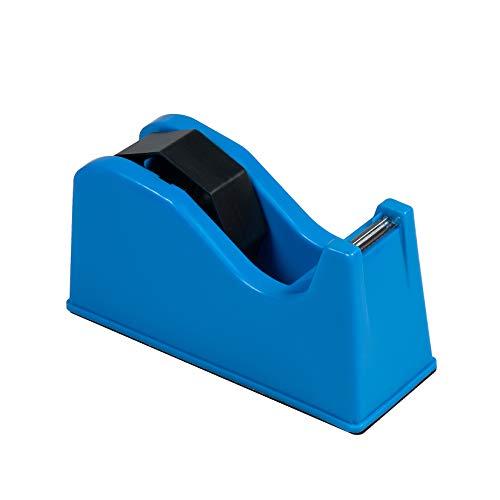 IHOMECOOKER Desktop Tape Dispenser Adhesive Roll Holder (Fits 1