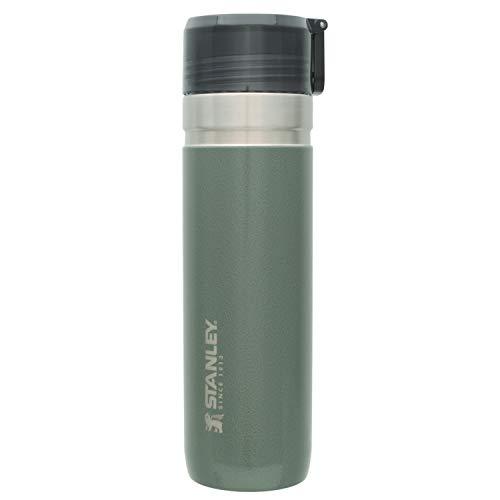 STANLEY(スタンレー) 新ロゴ ゴーシリーズ 真空ボトル 0.7L グリーン 保温 保冷 直飲み 水筒 アウトドア 保証 09542-002 (日本正規品)