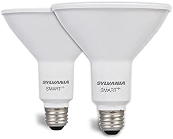 2-Pack SYLVANIA SMART+ ZigBee PAR38 LED Bulb