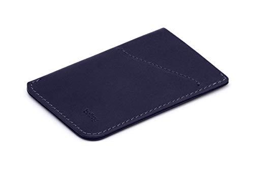 Tarjetero y Cartera de Piel Fina Bellroy Card Sleeve (Máx. 8 Tarjetas y Billetes) - Navy