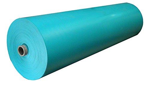 Gebo PVC Teichfolie Blau 1 mm Gartenteichfolie Türkis(6 x 10 m)