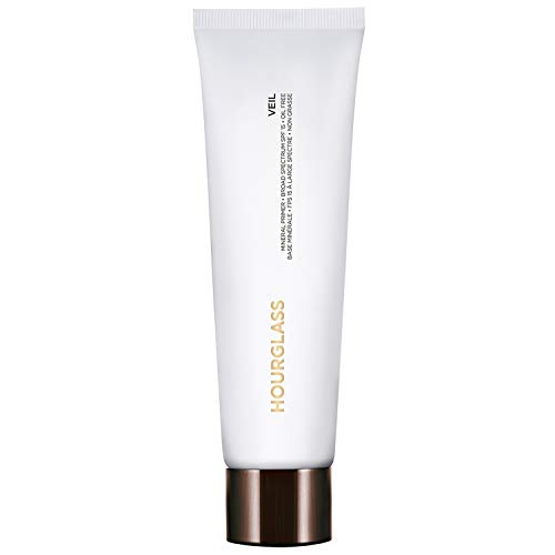 Hourglass Jumbo Size Veil Mineral Primer. All Day Oil-Free Makeup Primer with SPF 15. Vegan and Cruelty-Free. (2 Ounce).