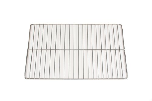 Paderno World Cuisine 25 1/2 Inch by 20 7/8 Inch Stainless-steel Cooling Rack