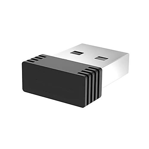 YQK 150Mbps Drive-Free Wireless Mini-USB-WiFi Adapter 802.11N USB 2.0 Wireless-Netzwerk-Karte Wireless-LAN-Empfänger, Geeignet Für Desktop-Laptop Windows 7/8 / XP / 10