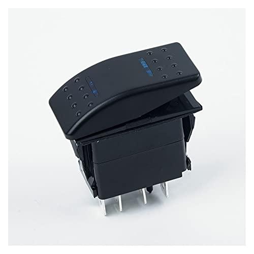 PREPP Interruptor de Rocker Marine On-On-On 12 / 24V 660030 Accesorios Auto