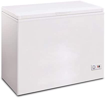 Congelador Arcón INFINITON Horizontal (Blanco) CH-302 DC - A+/F - 316 litros - Dual System - 4
