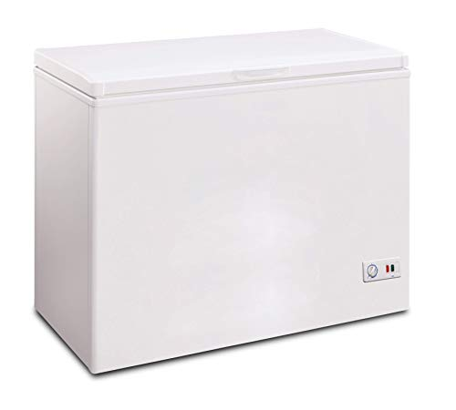 Congelador Arcón INFINITON Horizontal (Blanco) CH-302 DC - A+/F - 316 litros - Dual System - 4****