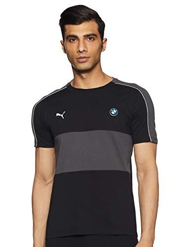 PUMA BMW M Motorsport T7 Herren T-Shirt Puma Black M