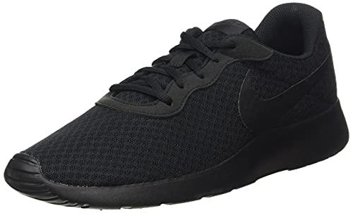 Nike Tanjun, Zapatillas de Running para Hombre, Negro (Black/Black/Anthracite 001), 41 EU