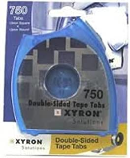 Xyron Solutions - Double Sided Tape Tabs - 750