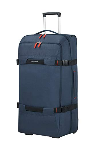 Samsonite Sonora - Travel Duffle with Wheels XL, 82 cm, 112 Litre, Blue (Night Blue)