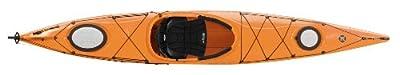 93241951 Perception Tangerine Carolina 14.0 Kayak (Rudder)