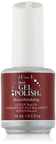 IBD Just Gel UV Esmalte de Uñas, Tono Breathtaking
