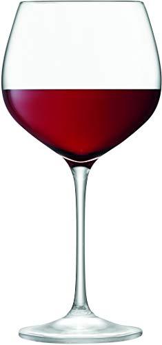 L.S.A. Ballon Wijnglas, Glas, Transparant, 22.5 X 9.8 X 2.5