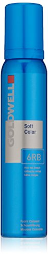 Goldwell Colorance Soft Color Schaumtönung 6RB, rotbuche mittel, 1er Pack, (1x 125 ml)