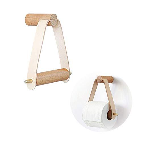 houten wc rolhouder ikea