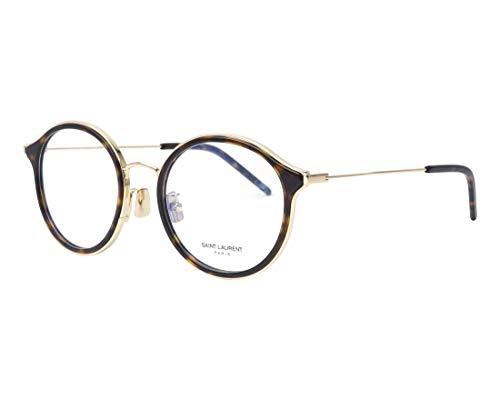 Yves Saint Laurent Brille (SL-234-F 003) Acetate Kunststoff - Metall dunkel havana - gold