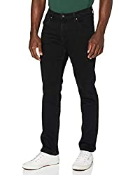 Two back pockets with no closure Classic Five Pocket These regular fit jeans get better and better every time you wear them