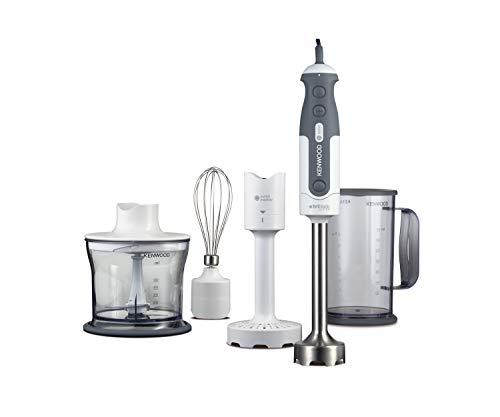 Kenwood HDP310WH Mixer, 800 W, Kunststoff, Weiß