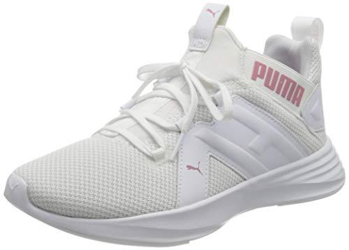 PUMA Contempt Demi WN'S, Zapatillas de Gimnasio Mujer, Blanco White/Foxglove, 39 EU