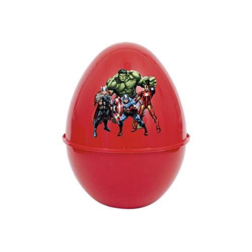 UltràCart Avengers Super PASQUALONE SORPRESONE Uovo di Pasqua Contenitore con Gadget